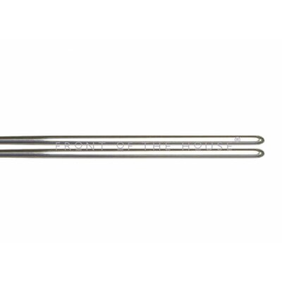 Front Of The House Stainless Steel Plain Chopsticks