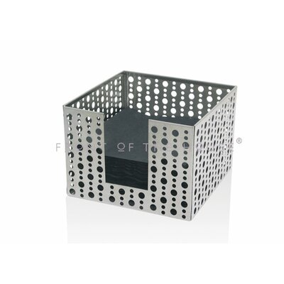 Stainless Steel Dots Napkin Holder