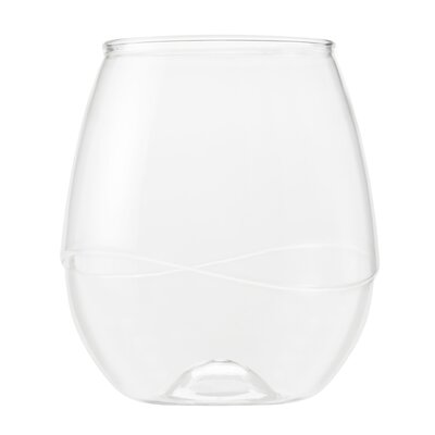 Takeya 16 Oz Swirl Wine and Cocktail Tumblers