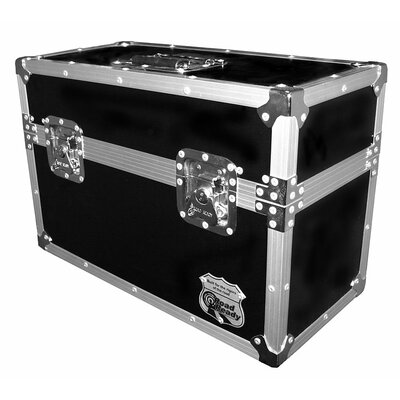 Road Ready Cases Microphone Case for 18 Microphone with Storage Compartment