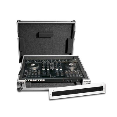 Road Ready Cases Case for Native Instruments S4 Kontroller and American DJ VMS4 Controller