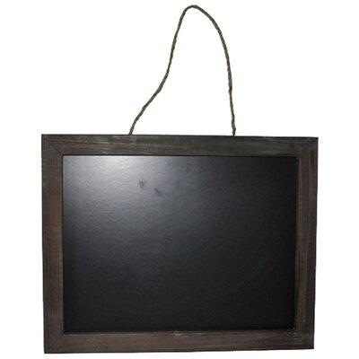 "Cheungs Garden Hanging 1' 3"" x 1' 7"" Chalkboard"
