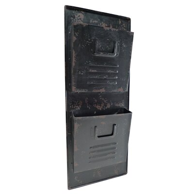 Cheungs Wall Locker Mail Holder