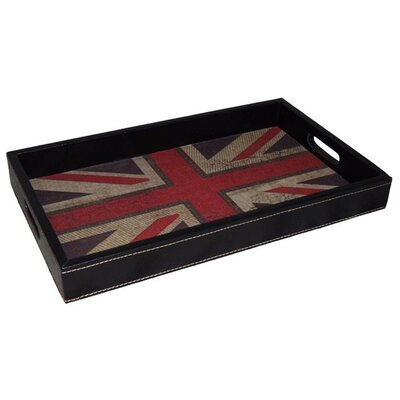 Cheungs Union Jack Rectangular Serving Tray