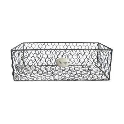 Cheungs Wire Storage Basket