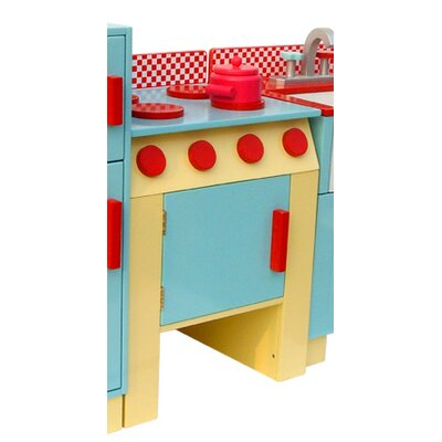 A+ Child Supply Country Kitchen Stove