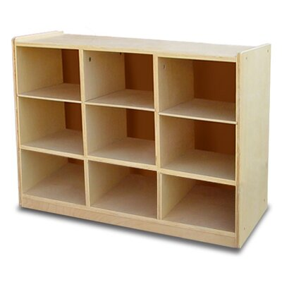 A+ Child Supply 9 Compartment Cubby