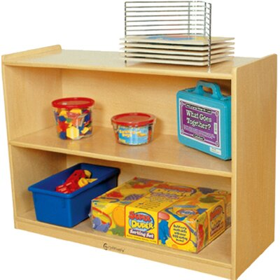 "A+ Child Supply Deep Shelf 26"" Bookcase"