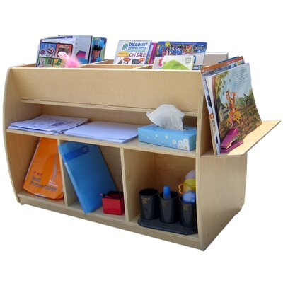 "A+ Child Supply Arch 26"" Bookcase"