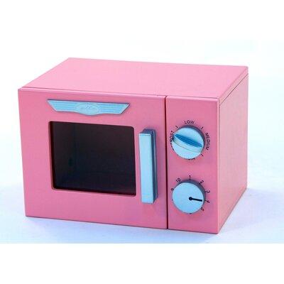 A+ Child Supply Retro Microwave
