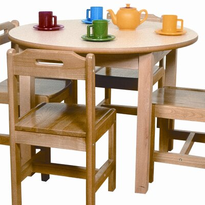 A+ Child Supply Kids Table and Chair Set