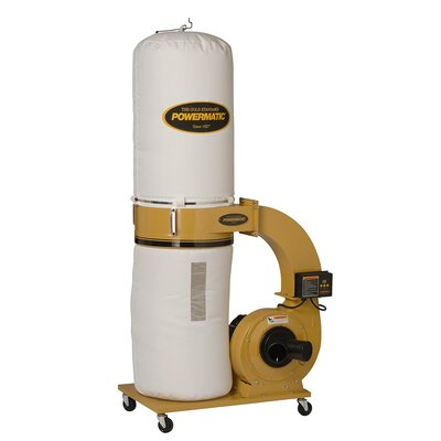 Powermatic PM1300 Dust Collector with Bag Filter Kit