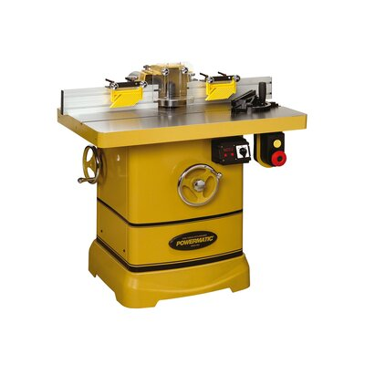 Powermatic PM2700 5 HP 1 Phase Shaper Saw with Casters