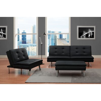DHP Chelsea Chair and Ottoman