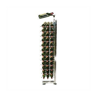 17 Bottle Wine Rack