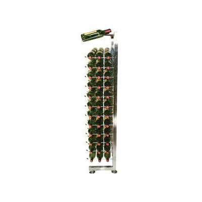 VintageView 117 Bottle Wine Rack