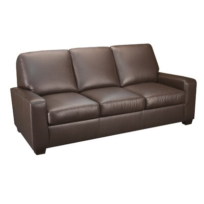 World Class Furniture  Leather Sofa