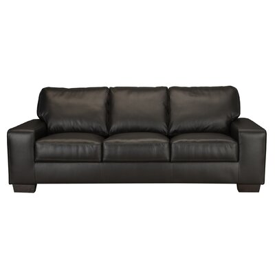 Brevia Leather Sofa