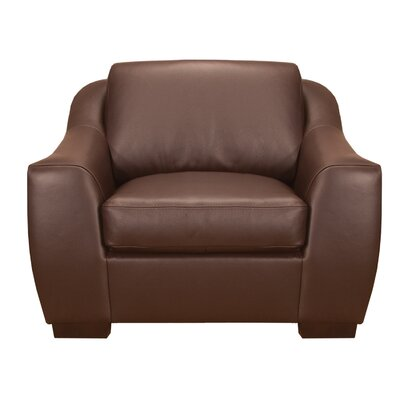 World Class Furniture Magic Leather Chair