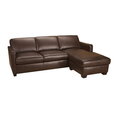 Metropolitan Leather Sectional