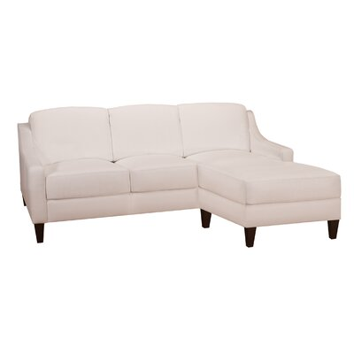 World Class Furniture Malta Leather Sectional
