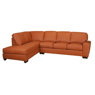 Marilyn Leather Sectional