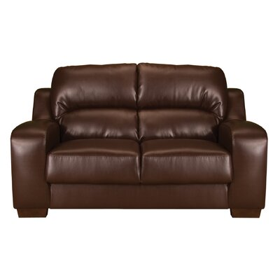 World Class Furniture Concord Loveseat