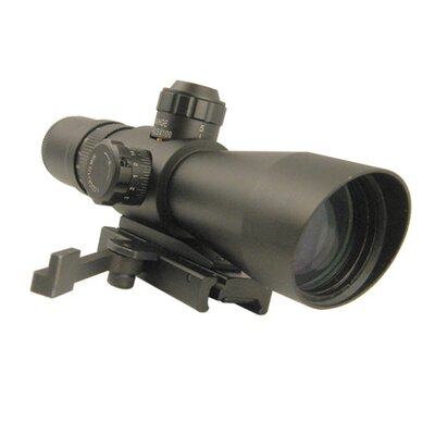 Mark III 4x32 mm P4 Scope in Matte Black
