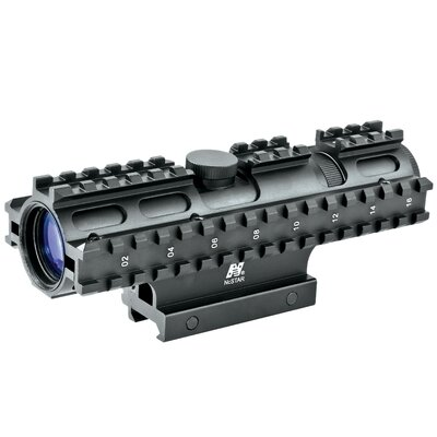 NcSTAR 2-7x32 Compact Scope with P4