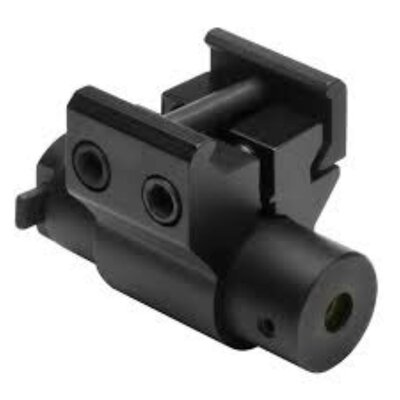 NcSTAR Compact Red Laser Sight with Weaver Mount