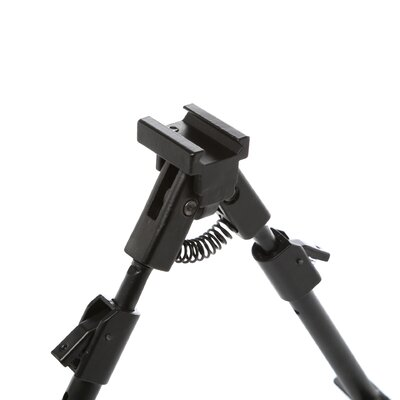 NcSTAR Bipod with Weaver Mount in Black