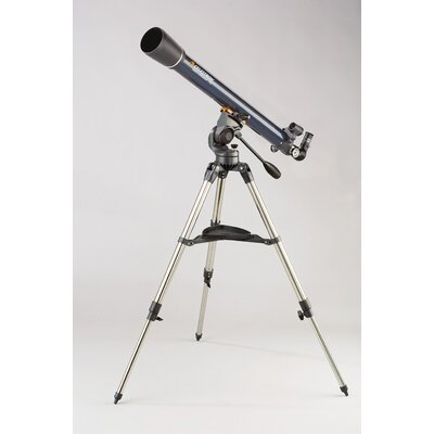 Celestron AstroMaster 70AZ Refractor Telescope Kit