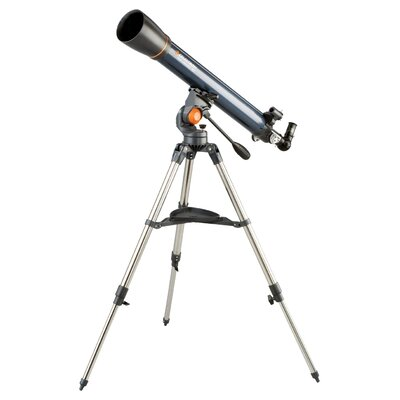 AstroMaster 90AZ Refractor Telescope