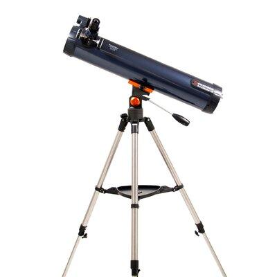 AstroMaster LT 76AZ Reflector Telescope