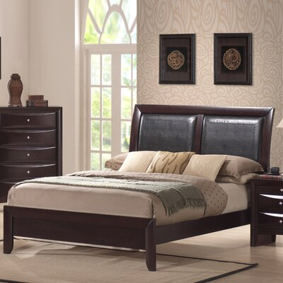 Larimer Panel Bedroom Set