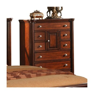 Greystone Ethan 8 Drawer Chest