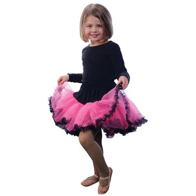 Tutu with Multiple Layers of Ruffles