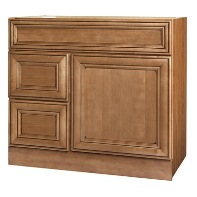"Coastal Collection Heritage Series 36"" Bathroom Vanity Base"
