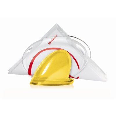 Guzzini Feeling Table Napkin Holder in Yellow