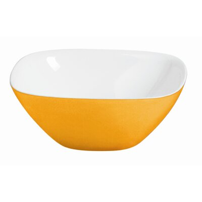 "Guzzini Vintage 12"" Two Toned Bowl"