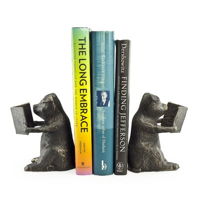 Danya B Pigs Bookend