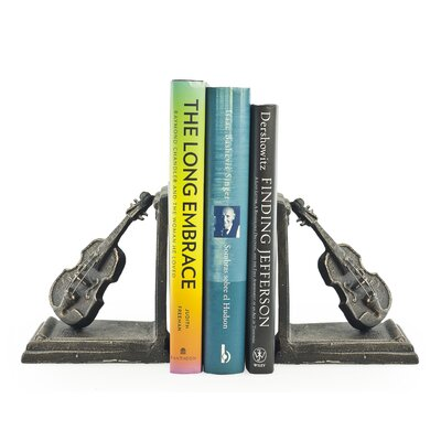 Danya B Violin Bookend