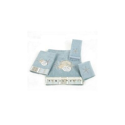 By The Sea 4 Piece Towel Set