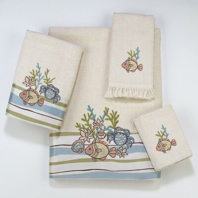 Avanti Linens Cancun 4 Piece Towel Set