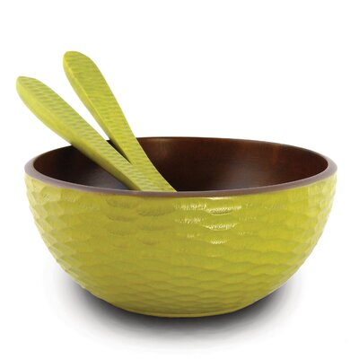 "Enrico Casual Dining 11"" Serving Bowl"