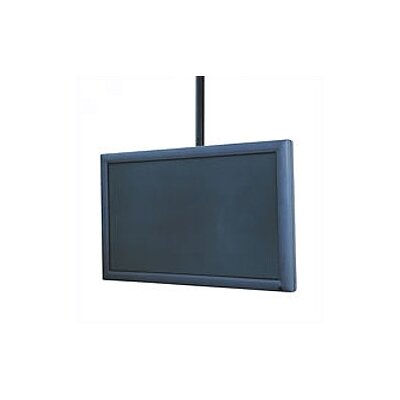 "Peerless Universal Flat Panel Straight Column Ceiling Mount for 32"" to 60""  Flat Screens Includes Ceiling Plate"
