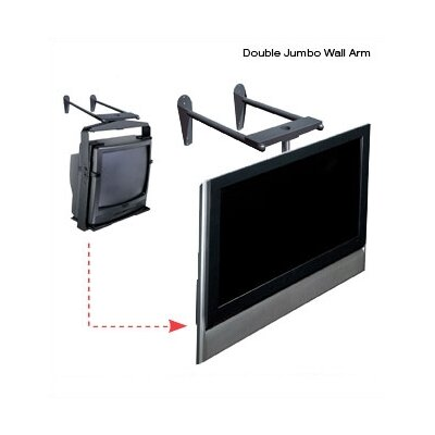 "Peerless Flat Panel Conversion Kit for Flat Panels (w/ universal adapter plate) (Up to 50"" Screens)"