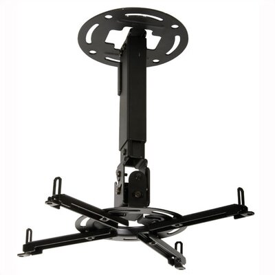 Peerless Paramount Universal Ceiling Projector Mount with Adjustable Extension