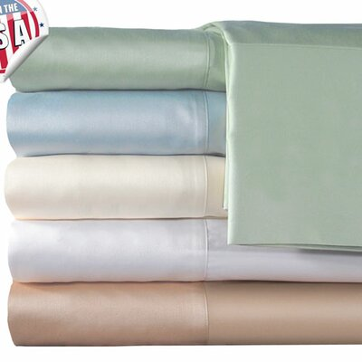 Veratex, Inc. Supreme Sateen 300 Thread Count Solid Pillowcase (Set of 2)