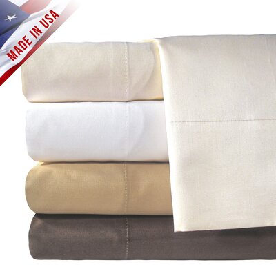 Veratex, Inc. Supreme Sateen 800 Thread Count Pillowcase